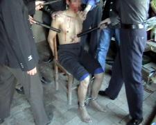 Folternachstellung: Elektroschocks