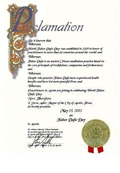 2015-5-15-minghui-texas-austin-proclamation